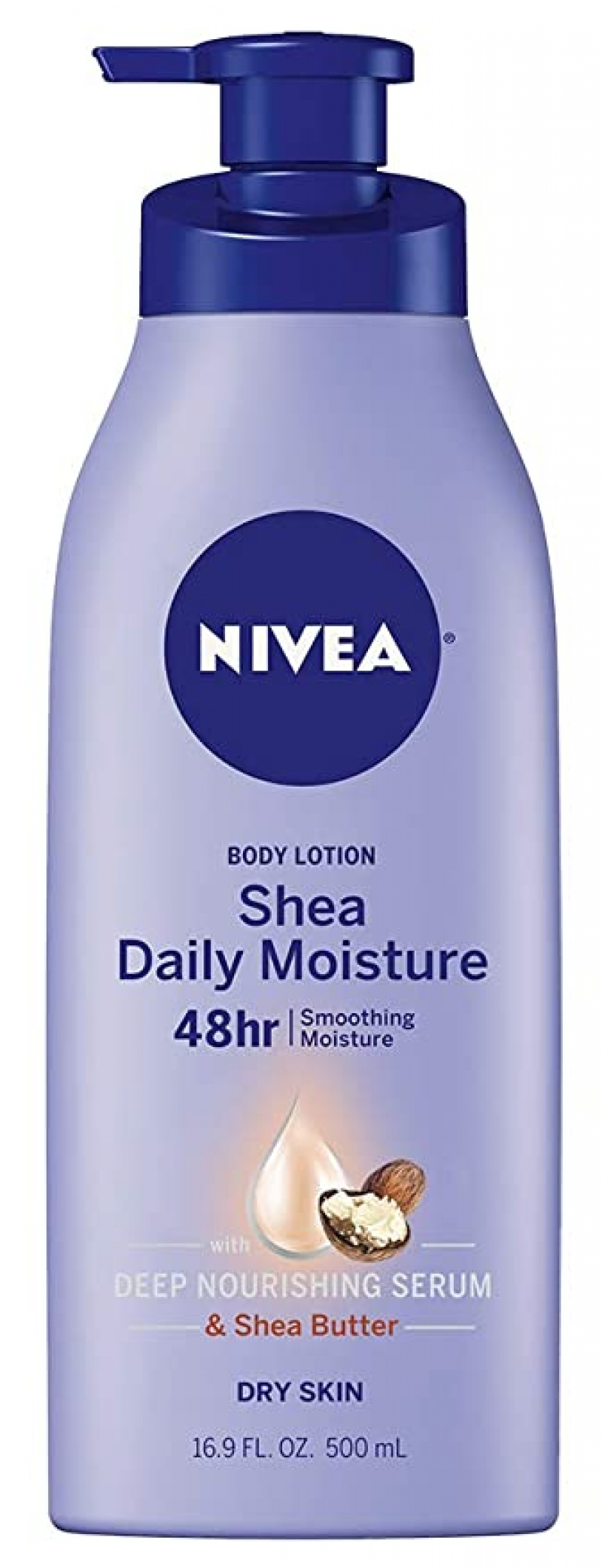 ihocon: NIVEA Shea Daily Moisture Body Lotion 16.9 fl. oz. 保濕身體乳