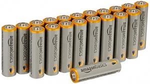 ihocon: AmazonBasics AA 1.5 Volt Performance Alkaline Batteries - Pack of 20 鹼性電池
