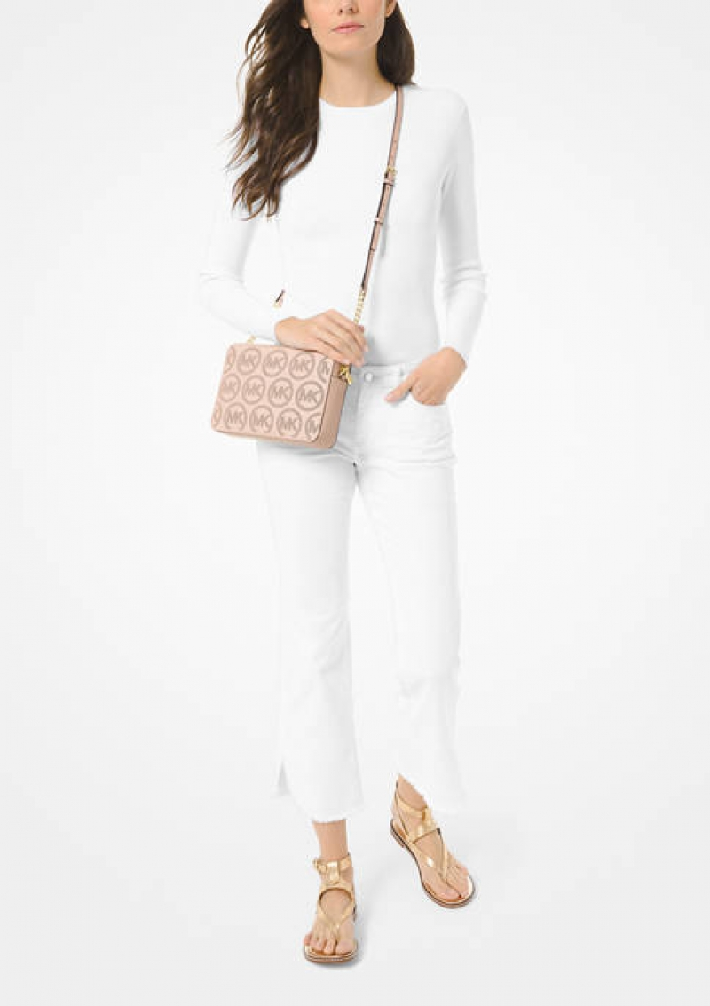 ihocon: MICHAEL Michael Kors Large East West Crossbody 斜背包 - 多色可選