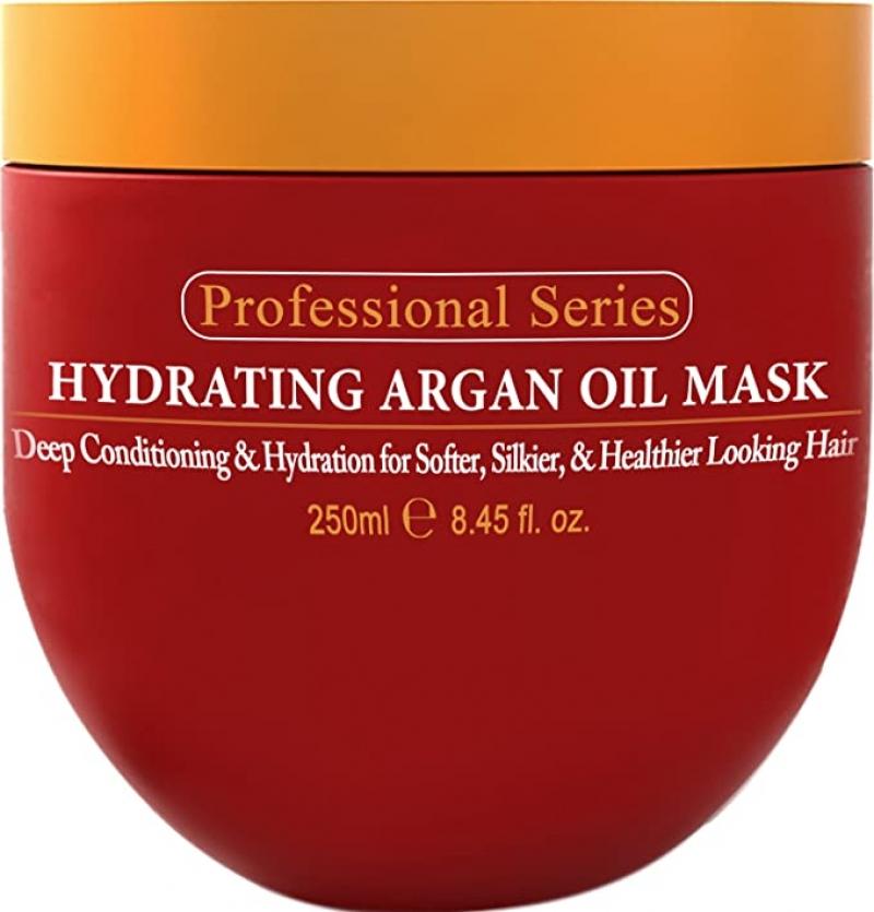 Arvazallia Argan Oil 保濕深度護髮髮膜 8.45 oz  $12.95(原價$12.95)