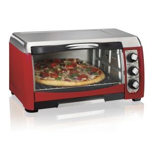 ihocon: Hamilton Beach Ensemble 6 Slice Toaster Oven小烤箱