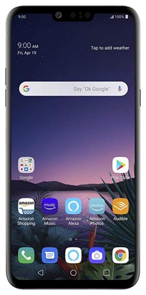 [Prime專屬] LG G8 128GB Unlocked無鎖手機 $499.99(原價$849.99)