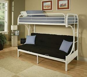 Acme 雙層床(沙發床及單人床) $179免運(原價$619)