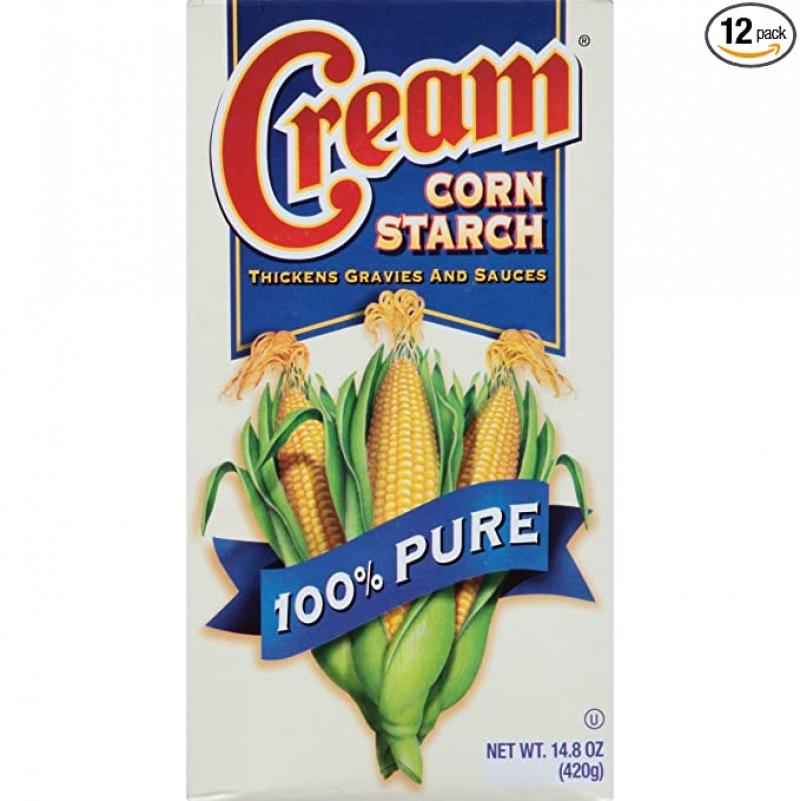 ihocon: Armour Star Cream Corn Starch, 14.8 oz. (Pack of 12)玉米澱粉