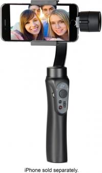 ihocon: Zhiyun Smooth-Q 3-Axis Handheld Gimbal Stabilizer for Smartphones (Gray)手機三軸穩定器