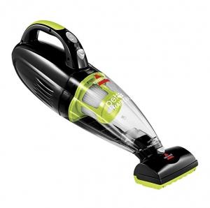 ihocon: Bissell 1782 Pet Hair Eraser Cordless Hand and Car Vacuum, Green/Black 無線手持吸塵器