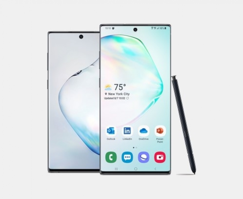 ihocon: Samsung Galaxy Note10+ 256GB US Model (Unlocked)無鎖手機