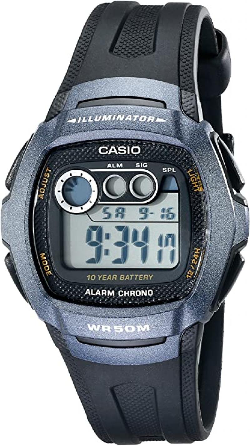 ihocon: Casio Men's W210-1BV Classic Watch 卡西歐男錶