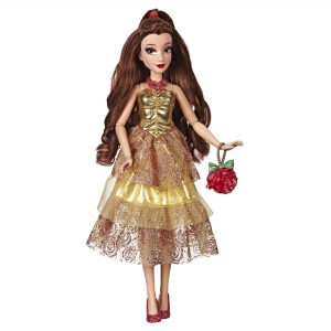 ihocon: Disney Princess Style Series, Belle Doll in Contemporary Style 迪士尼公主系列娃娃