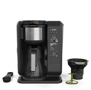 ihocon: Ninja Hot and Cold Brewed System, Auto-iQ Tea and Coffee Maker with 6 Brew Sizes 冷泡/熱沖 咖啡機