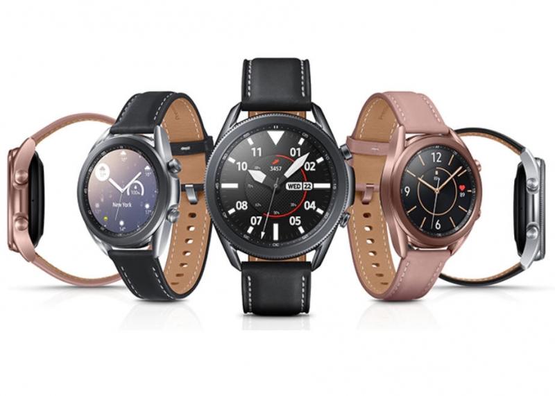 ihocon: Samsung Galaxy Watch3