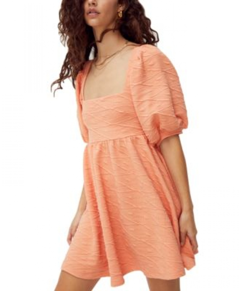 ihocon: Free People Violet Mini Dress 女士洋裝 -多色可選