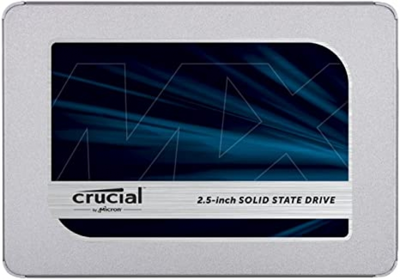 ihocon: Crucial MX500 2TB 3D NAND SATA 2.5 Inch Internal SSD, up to 560MB/s 內部固態硬碟