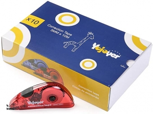 ihocon: Yojoyer Correction Tapes, 10 Pack 書寫修正帶