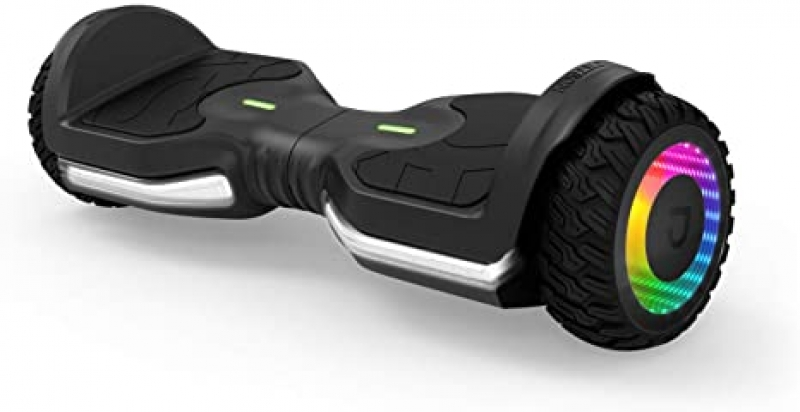 ihocon: Jetson Flash Self Balancing Hoverboard with Built In Bluetooth Speaker 內置藍牙揚聲器 自平衡電動滑板
