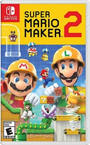 ihocon: [Nintendo Switch遊戲] Super Mario Maker 2