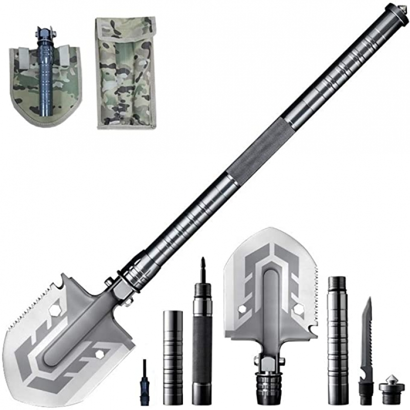 ihocon: Mempa Multi-Purpose Folding Shovel Ultimate Survival Tool 多功能折疊鏟
