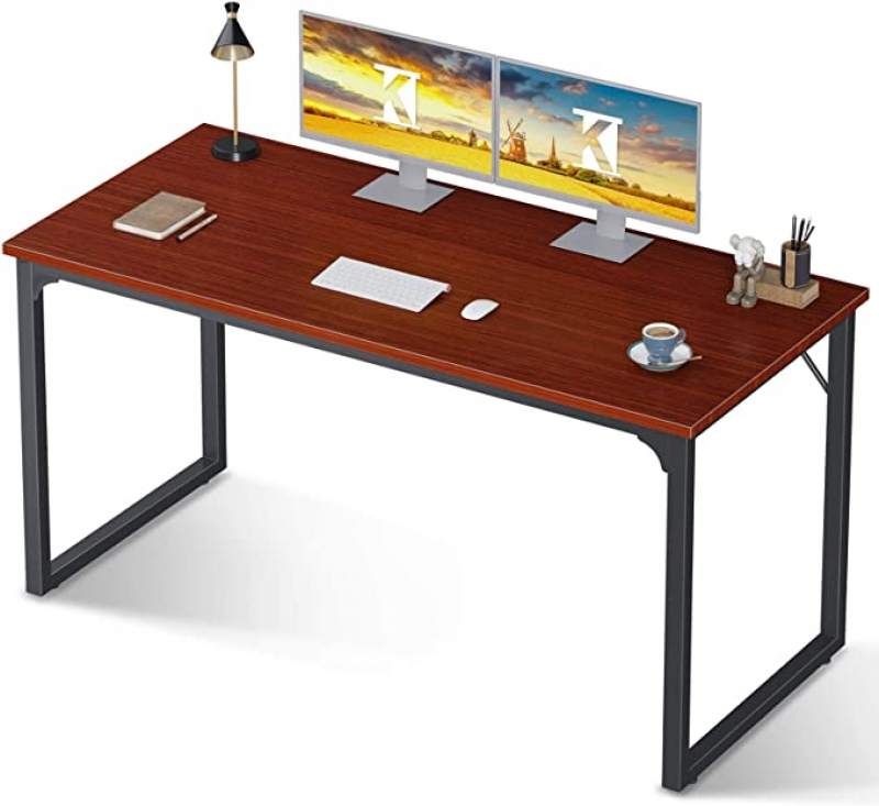 ihocon: Coleshome Computer Desk 55, Modern Simple Style Desk 電腦桌/辦公桌
