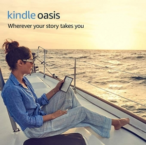 ihocon: Kindle Oasis E-reader (Previous Generation - 9th)