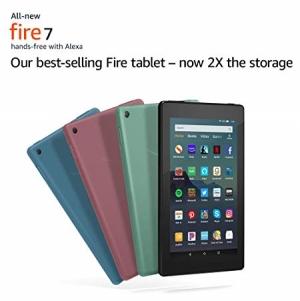 ihocon: All-New Fire 7 Tablet (7 display, 16 GB) - 4色可選