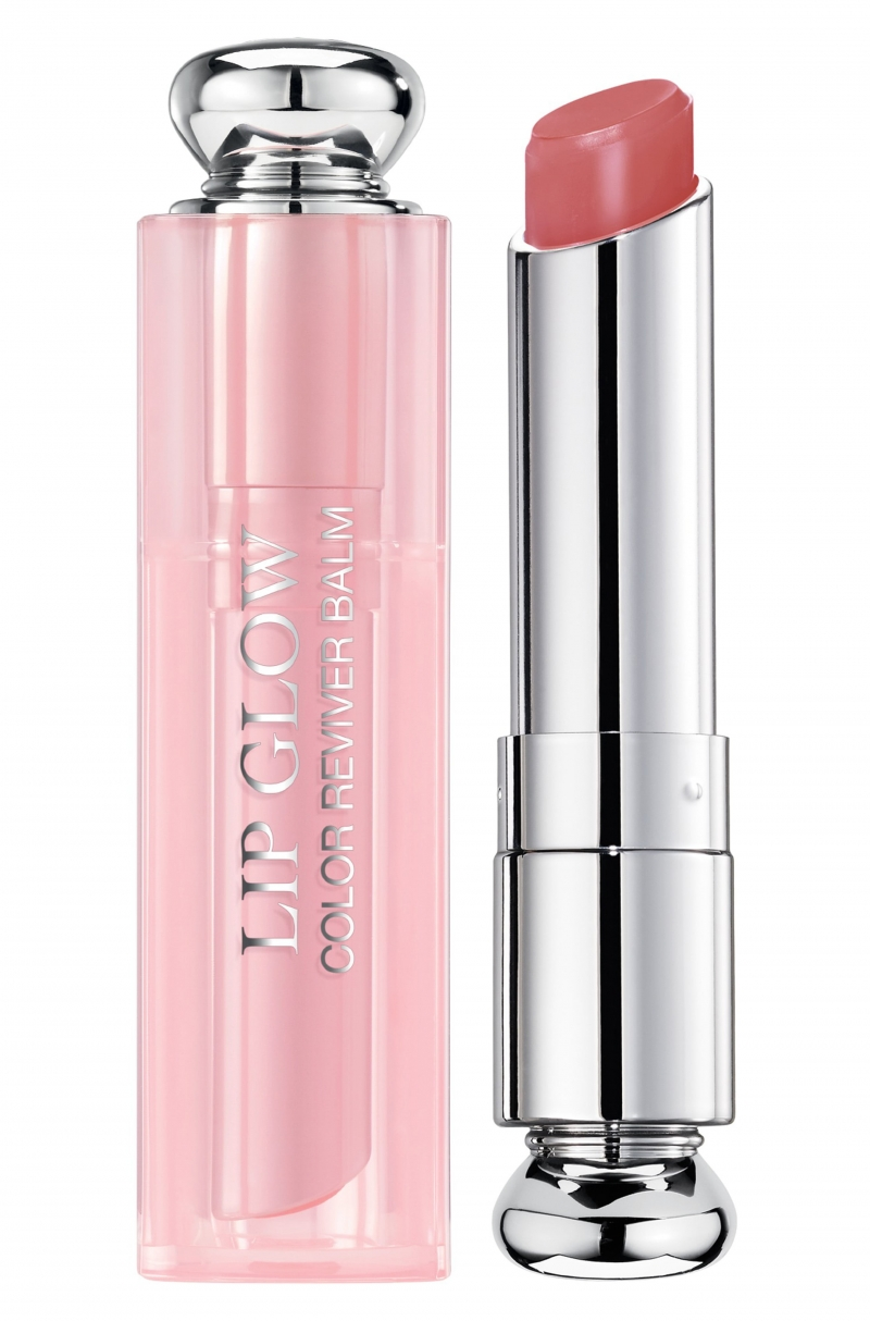 ihocon: DIOR Addict Lip Glow Color Reviving Lip Balm 變色潤唇膏