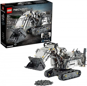 ihocon: LEGO Technic Liebherr R 9800 Excavator 42100 Building Kit (4,108 Pieces)