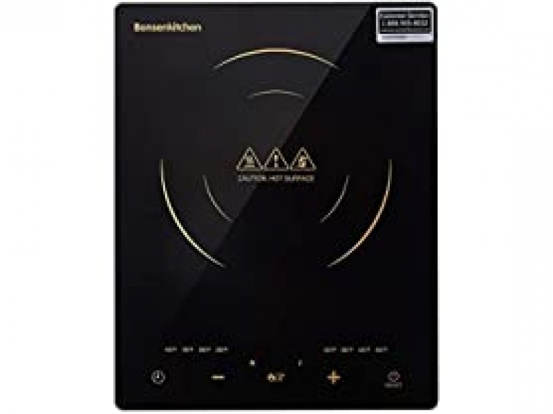 ihocon: Bonsenkitchen CT8802 Portable Touch Induction Cooktop 電磁爐