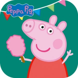 ihocon: Peppa Pig: Theme Park App