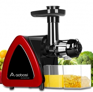 ihocon: Aobosi Slow Masticating juicer Extractor冷壓慢磨榨汁機