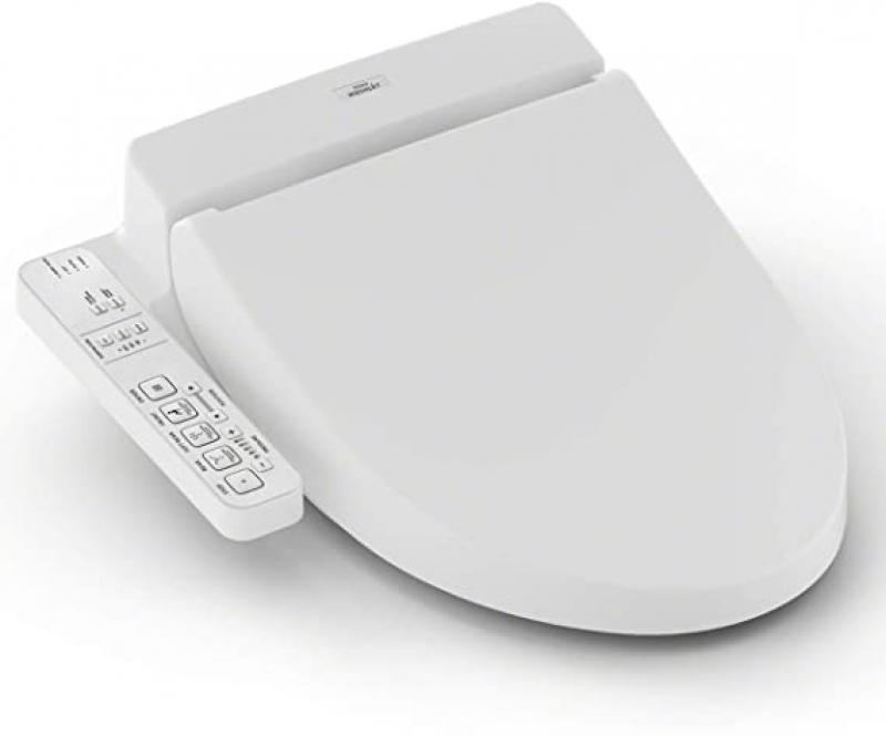 ihocon: TOTO SW2034#01 C100 Electronic Bidet Toilet 免治沖水馬桶座