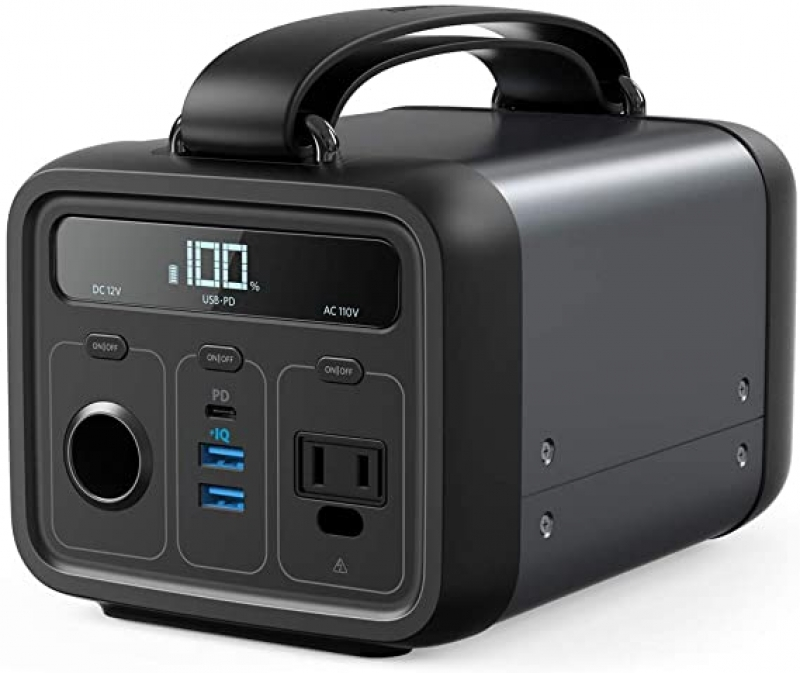 ihocon: Anker Powerhouse 200 213Wh/57600mAh Rechargeable Portable Generator 便攜儲電器/行動電源