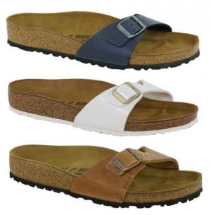 ihocon: Birkenstock Madrid Birko-Flor Sandals 勃肯鞋-多色可選