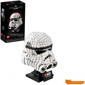 ihocon: [2020年新款] 樂高星球大戰LEGO Star Wars Stormtrooper Helmet 75276 Building Kit(647 Pieces) 突擊隊頭盔