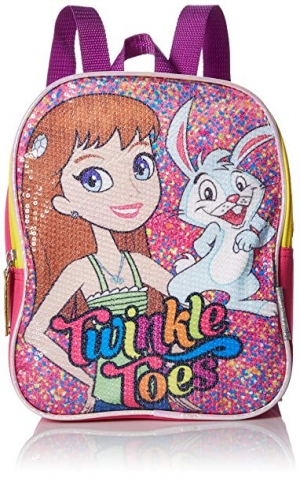 ihocon: Skechers Kids Girls' Little Twinkle Toes Backpacks兒童背包
