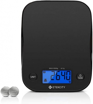 ihocon: Etekcity Food Scale 廚用電子秤