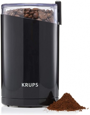 ihocon: KRUPS F203 Electric Spice and Coffee Grinder with Stainless Steel Blades, 3 oz / 電動研磨機
