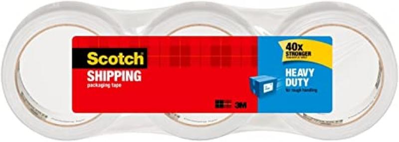 ihocon: 3M Tapes 透明膠帶 3捲
