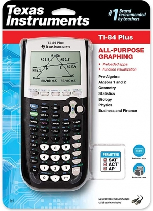 ihocon: 德州儀器Texas Instruments TI-84 Plus Graphics Calculator 圖形計算機