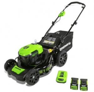 ihocon: Greenworks Brushless Cordless Mower無線電動除草機