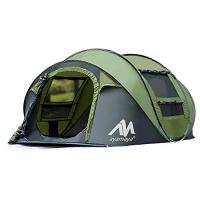 ihocon: AYAMAYA Tents 3-4 Person Instant Pop Up Tent 快速帳篷 - 3色可選