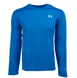 ihocon: Under Armour Men's UA Tech Crewneck L/S Shirt  男士長袖圓領襯衫-多色可選