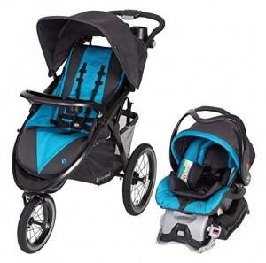 ihocon: Baby Trend Expedition Premiere Jogger Travel System, Piscina 慢跑推車及嬰兒座椅