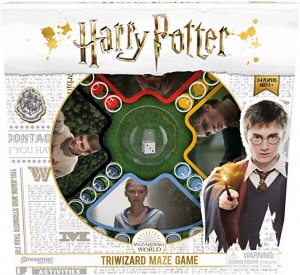 ihocon: 桌遊 - Pressman Harry Potter Tri-Wizard Tournament Game