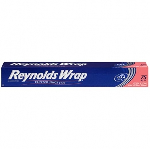 ihocon: Reynolds Wrap Aluminum Foil - 75 Square Feet錫箔紙