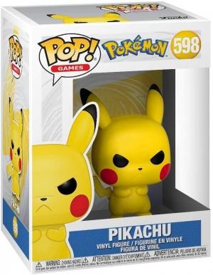 ihocon: Funko Pop! Games: Pokemon - Grumpy Pikachu