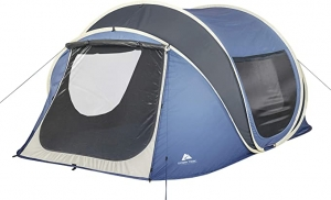 ihocon: Ozark Trail 6-Person Dark Rest Instant Cabin Tent   6人快速搭建帳篷