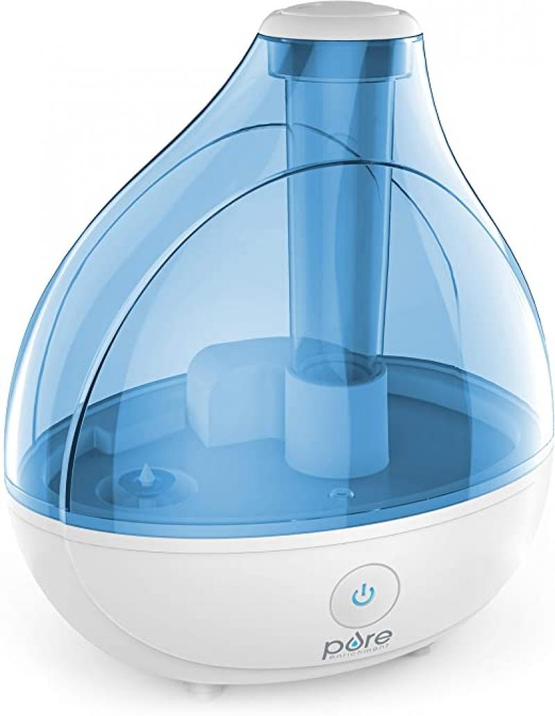 ihocon: Pure Enrichment MistAire Ultrasonic Cool Mist Humidifier 超音波室內加濕器