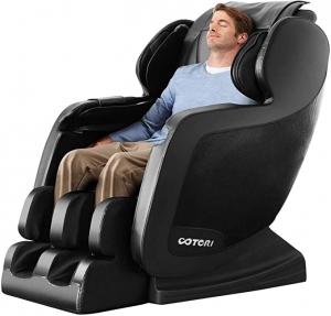 ihocon: Ootori Zero Gravity Adjustment Airbag Massage Chairs with Heating & Foot Roller & Bluetooth零重力加熱全身指壓按摩椅