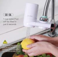 ihocon: JETERY 320-Gallon Long-Lasting Water Filtration System 廚房水龍頭淨水器