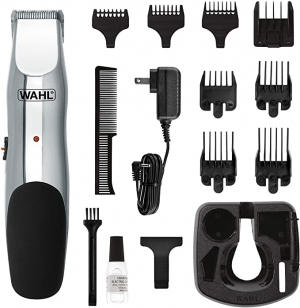 ihocon: Wahl 9916-4301 Cordless Beard and Mustache Trimmer 無線電動理髮修容器